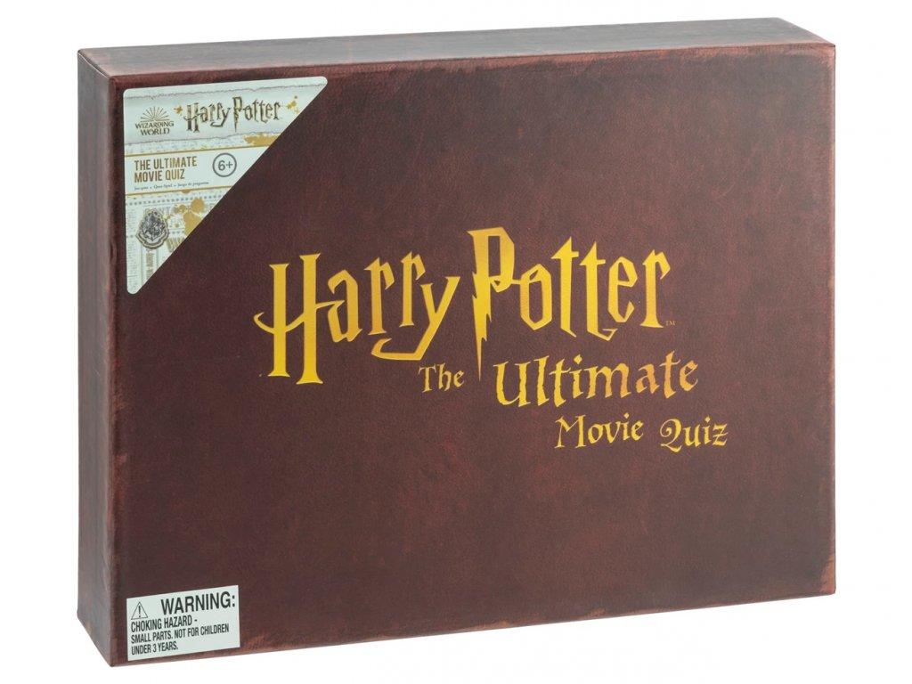 Paladone Ultimate Harry Potter Movie Quiz