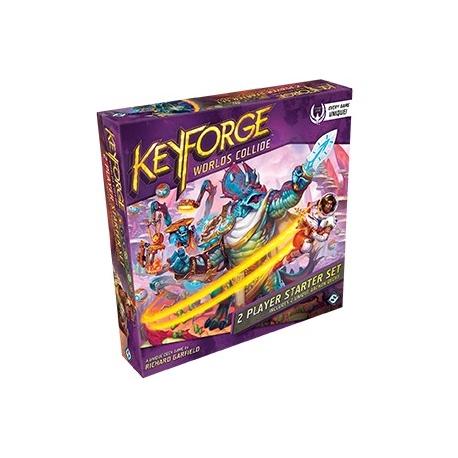 FFG KeyForge: Worlds Collide - Starter Set