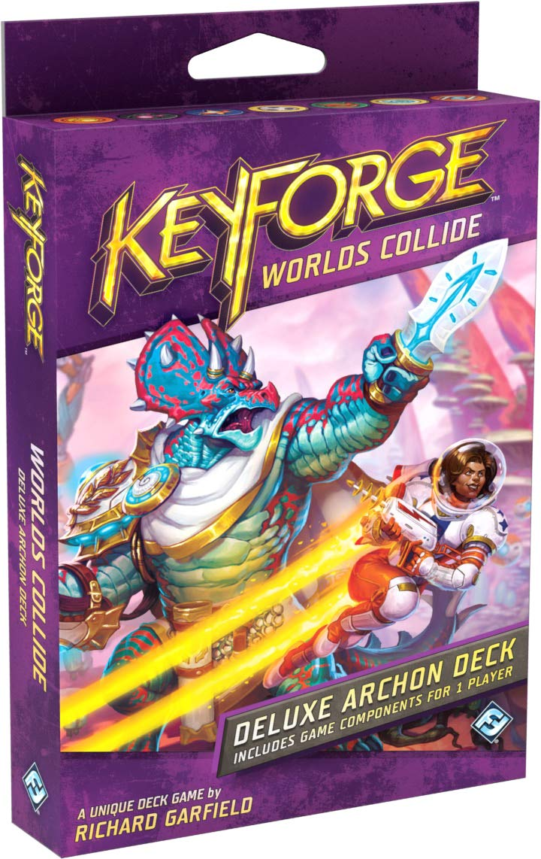 FFG KeyForge: Worlds Collide - Deluxe Deck