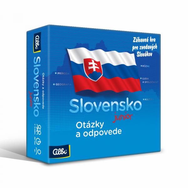 Albi Slovensko: Otázky a odpovede Junior