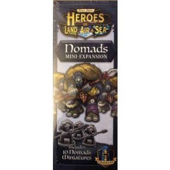 Gamelyn Games Heroes of Land, Air & Sea: Nomads Expansion