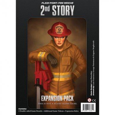 Indie Flash Point Fire Rescue 2nd Story (Záchranáři: Boj s ohněm rozšíření)