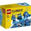 LEGO Modré kreativní kostičky 11006