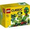 LEGO Zelené kreativní kostičky 11007