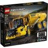 LEGO Kloubový dampr Volvo 6x6 42114