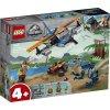LEGO Velociraptor: Záchranná mise s dvouplošníkem 75942