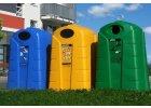 Polyethylenové kontejnery