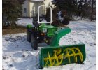 Sněhová fréza k traktoru