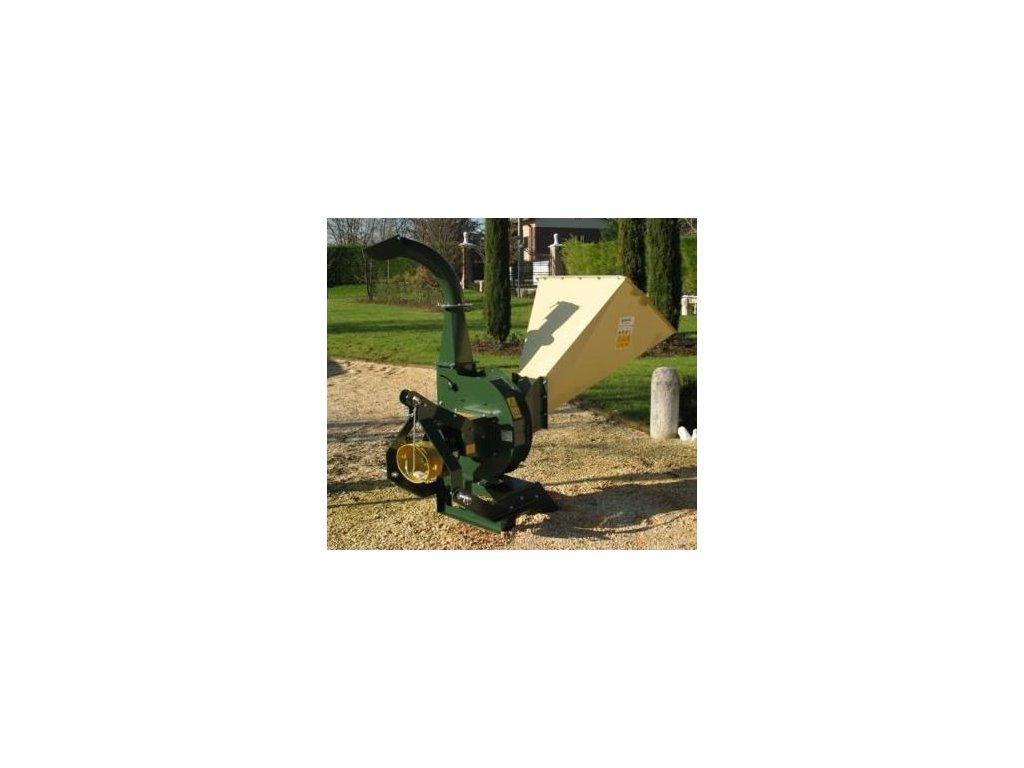 Negri bio R185TRI - drtič za traktor