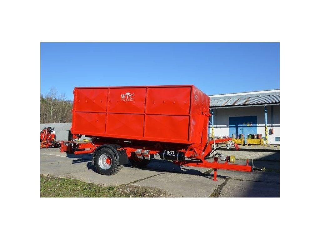 Traktorový nosič kontejnerů PORTÝR 7
