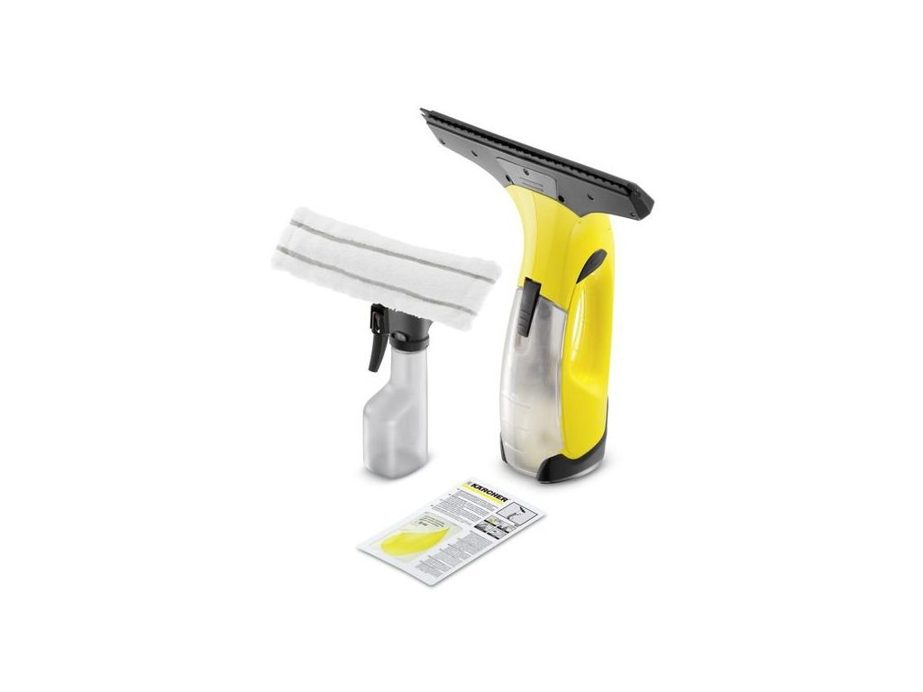 Kärcher WV 2 Premium - aku stěrka na okna