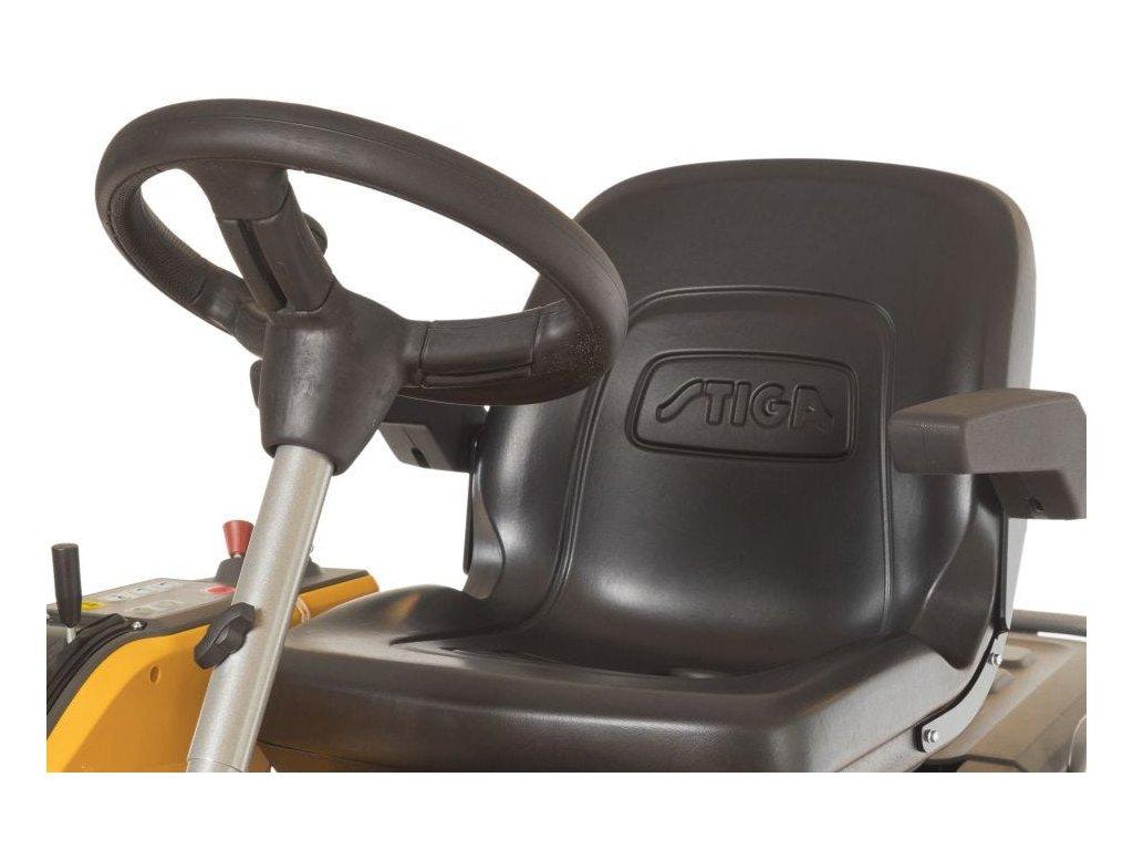 Stiga Park Pro 540 IX, 4WD