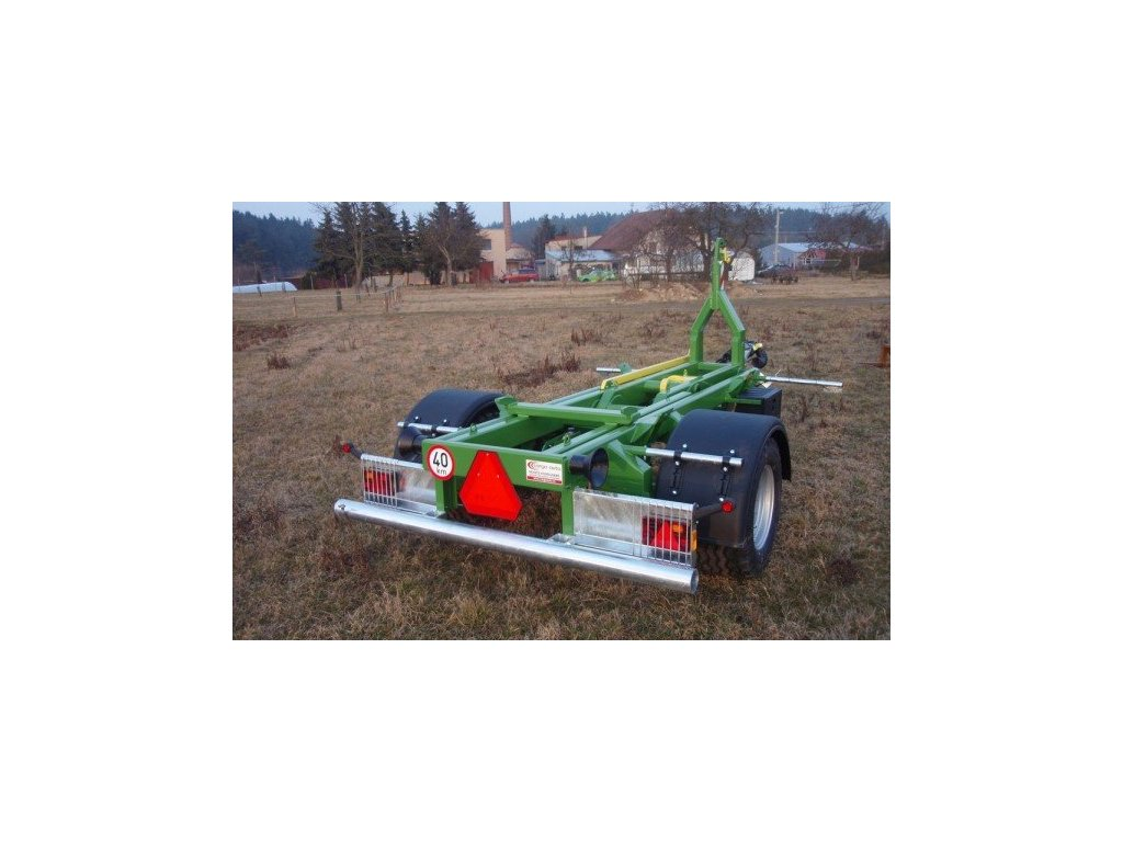 Traktorový nosič kontejnerů CARGO HOOK 6,5t/Tr.T