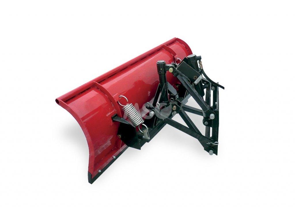 Shrnovací radlice přední, otočná 150 cm, vč. hydraulického zdvihu - ZTZU 01H