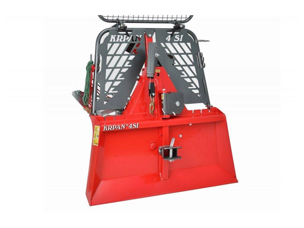 Krpan 4SI traktorový naviják se spodní kladkou