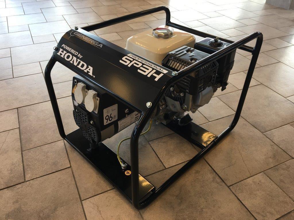 Honda SP 3 H - elektrocentrála jednofázová