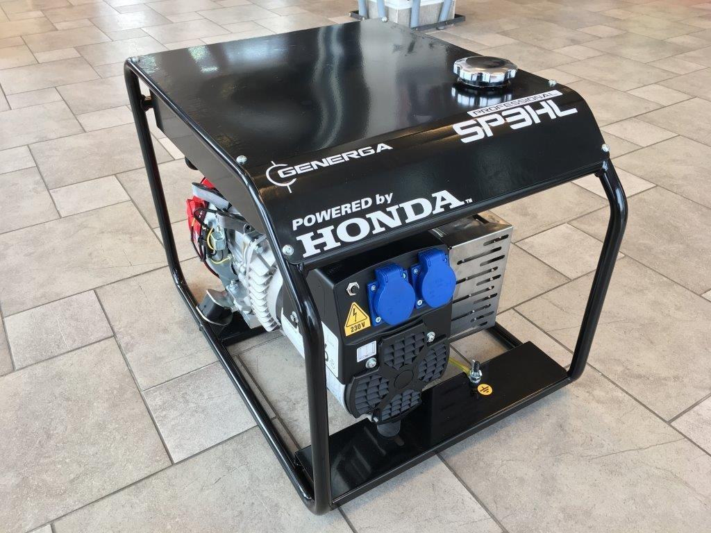 Honda SP 3 H L - elektrocentrála jednofázová