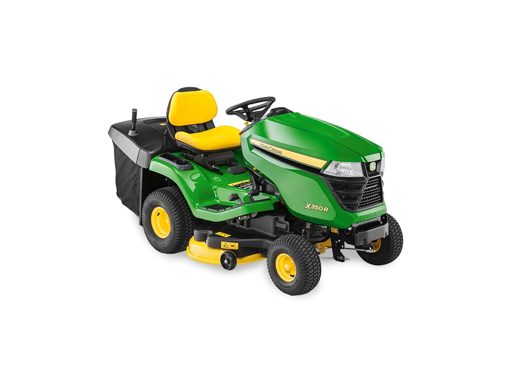 John Deere X350R zahradní traktor
