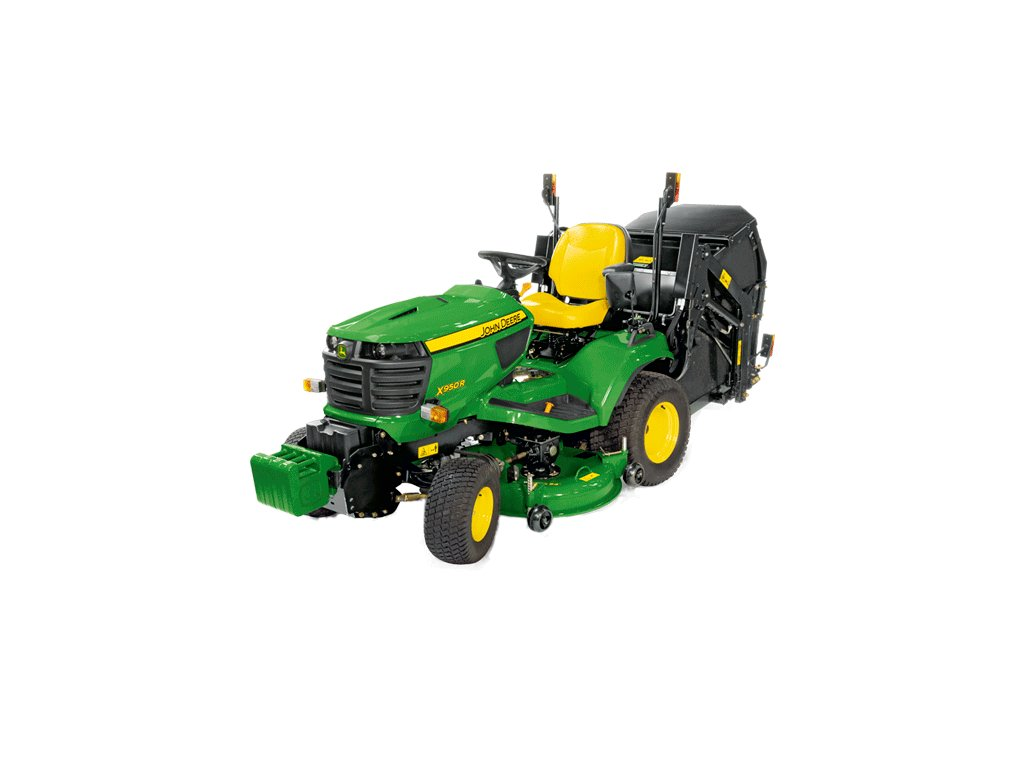 John Deere X950R zahradní traktor