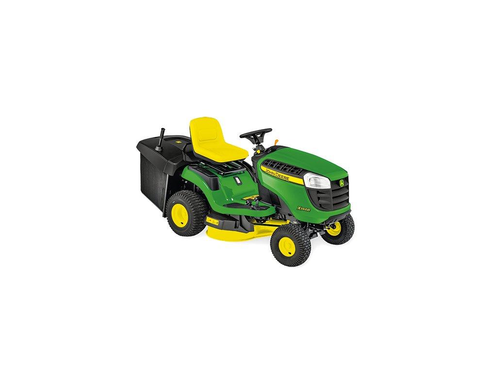 John Deere X146R zahradní traktor