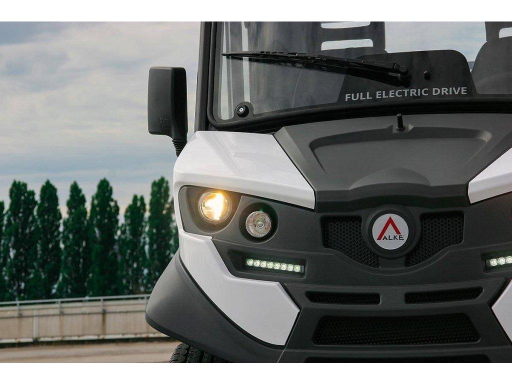 Elektromobil ALKÉ ATX 320E N1