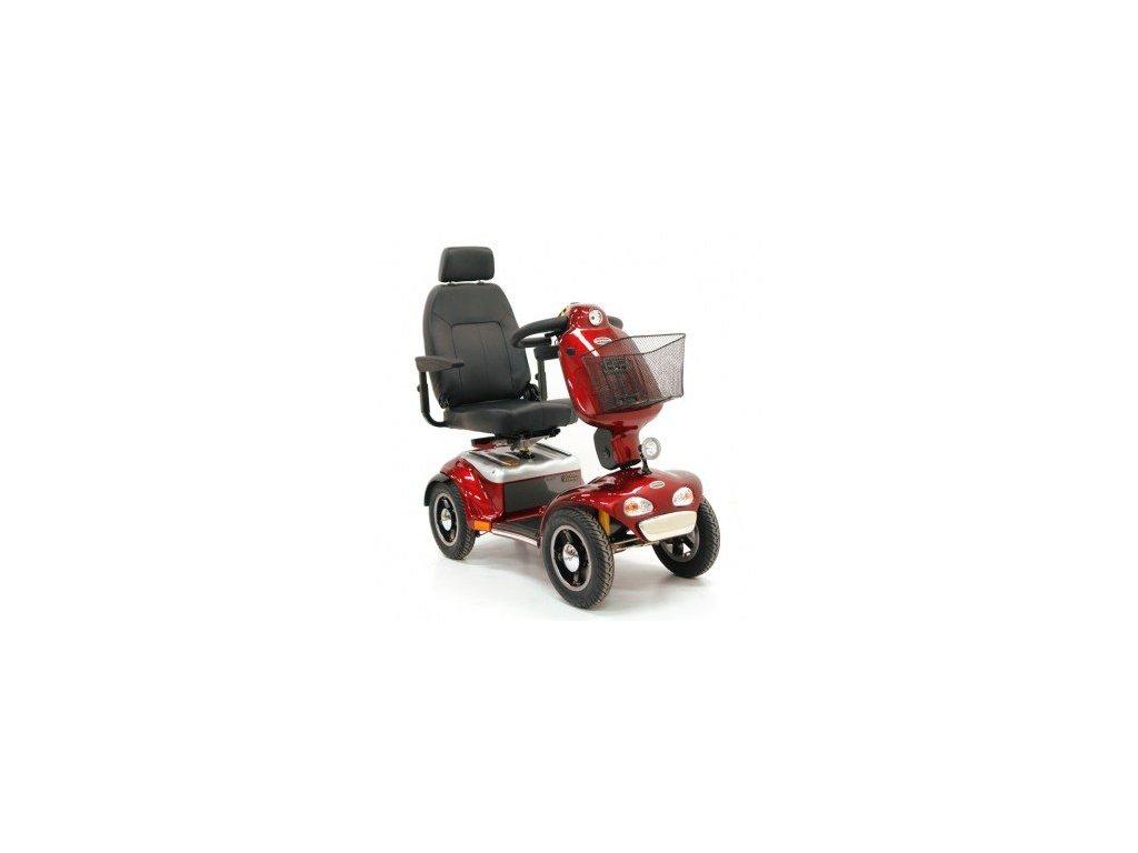Legend - celodpružený elektrický vozík