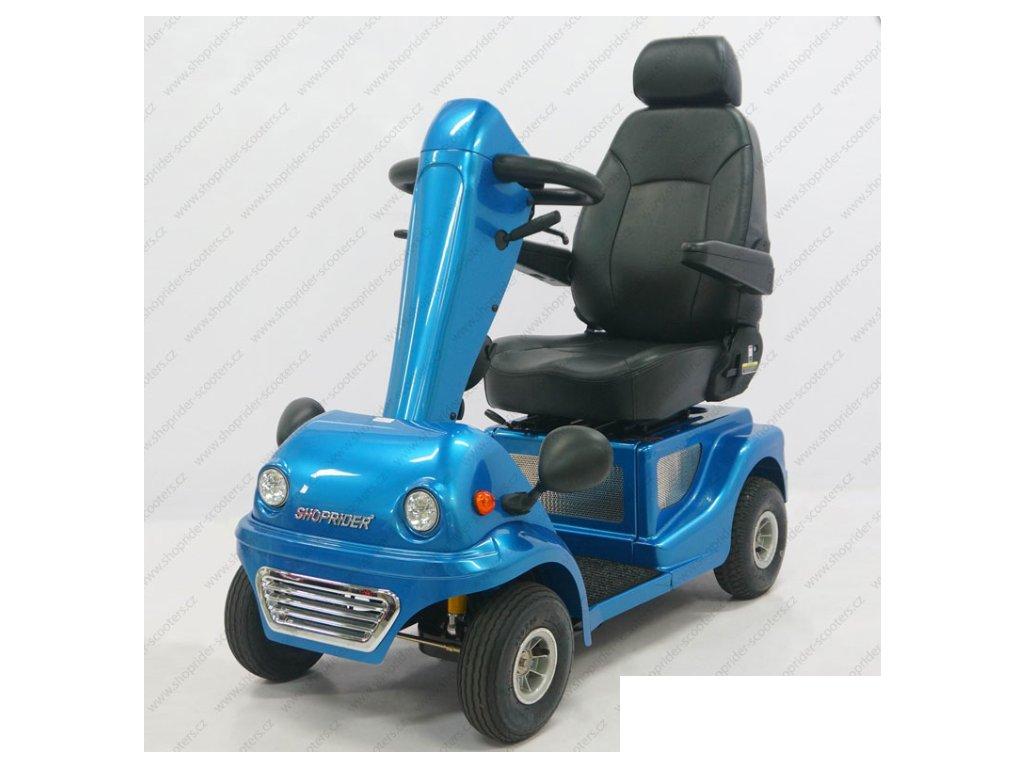 HELICON C600 - elektrický vozík s dlouhým dojezdem