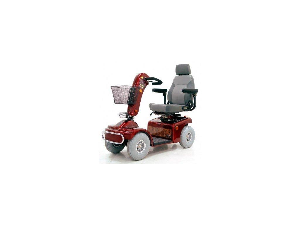 Klasik II - celoodpružený elektrický vozík