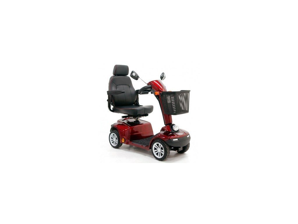 Elegance - celoodpružený elektrický vozík