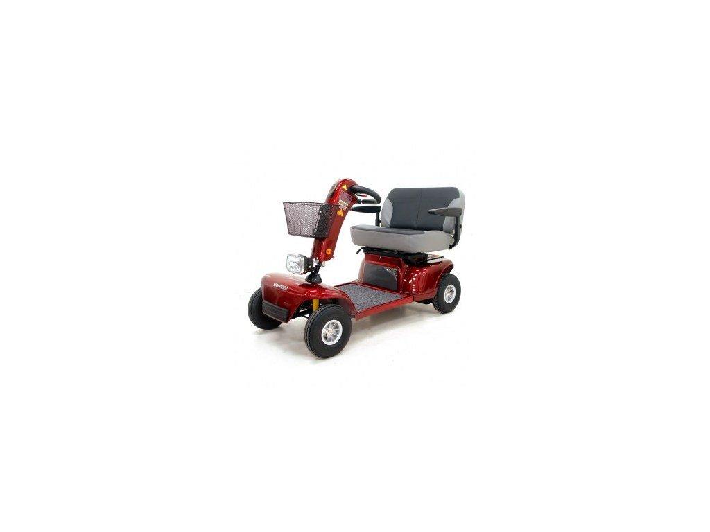 DUO - celoodpružený elektrický vozík