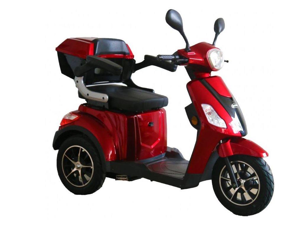SELVO 31000 – tříkolový elektrický vozík