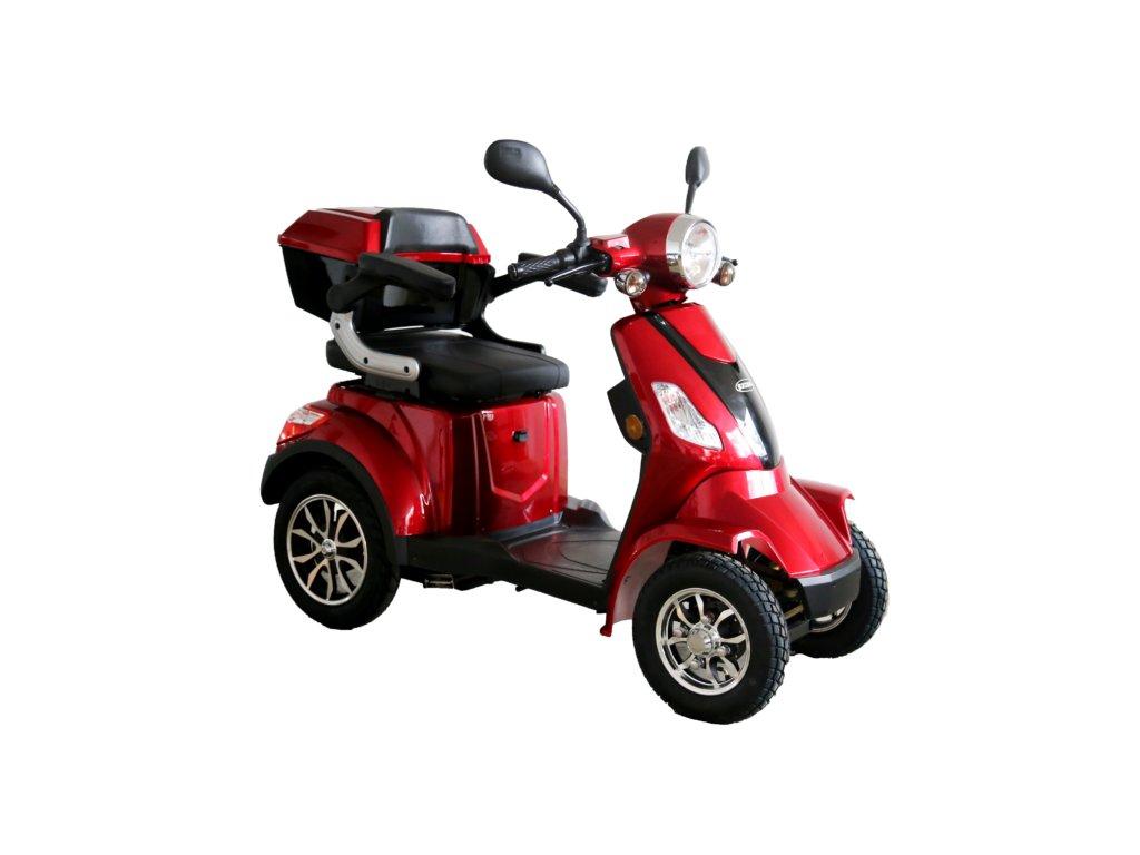 SELVO 41000 – čtyřkolový elektrický vozík