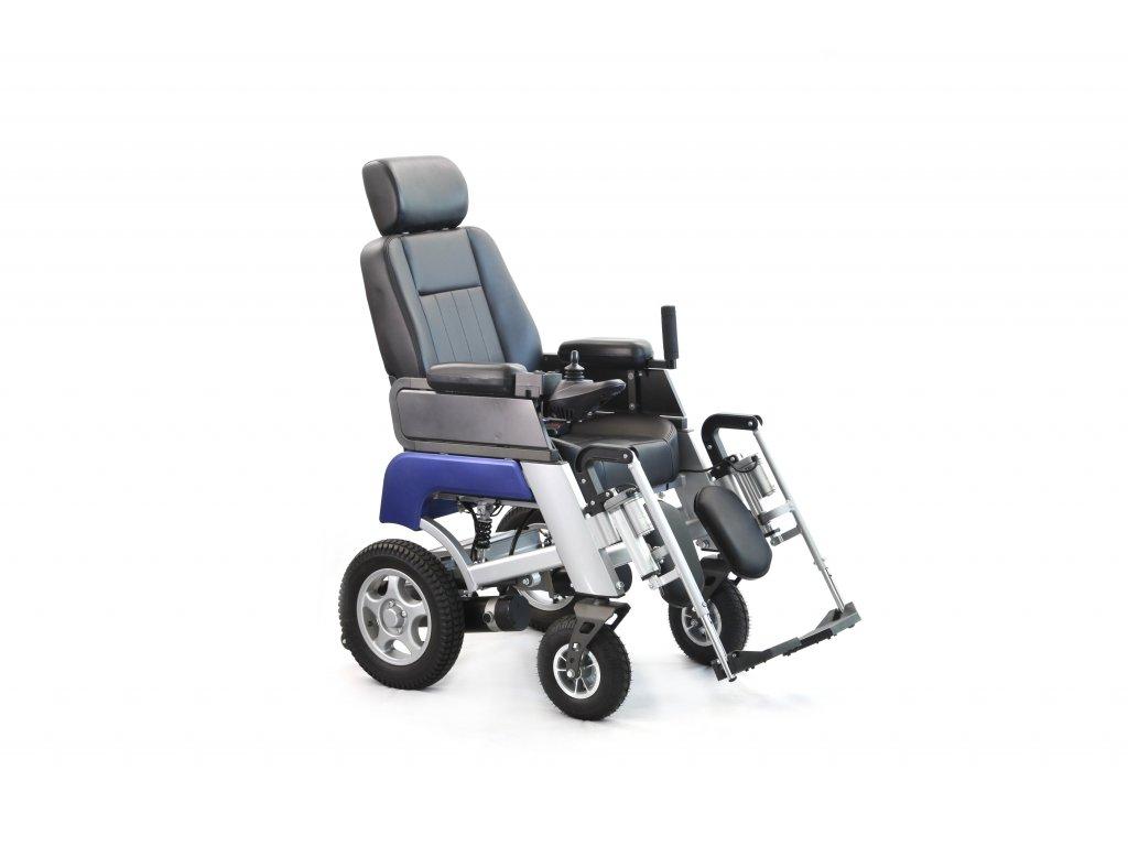 SELVO i4600E – plně elektrický invalidní vozík