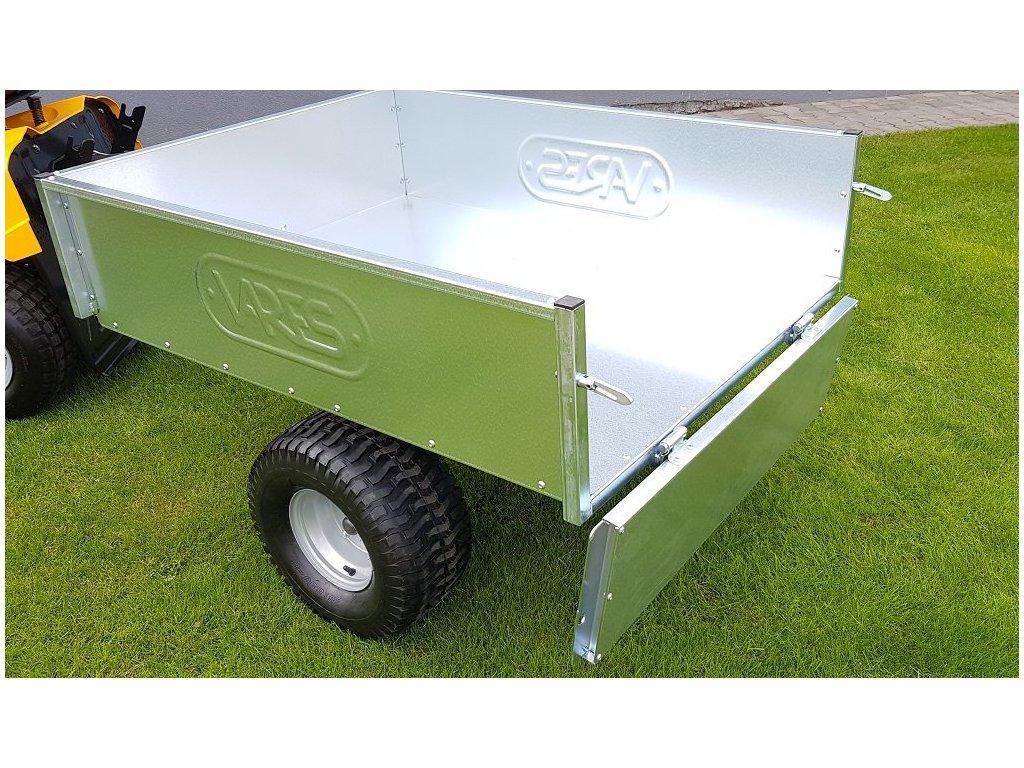 TRVMS - POZINK - vozík za traktor