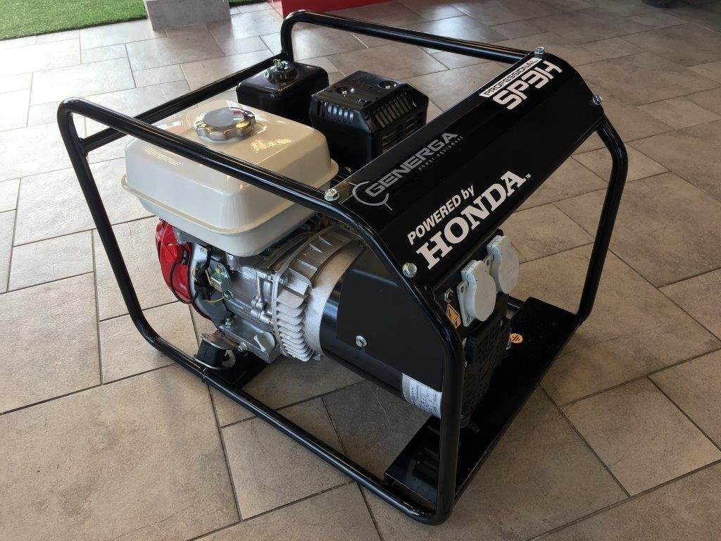 Honda SP 3 H AVR - elektrocentrála jednofázová
