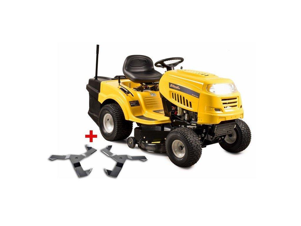 Zahradní traktor Riwall RLT 92 T Power Kit