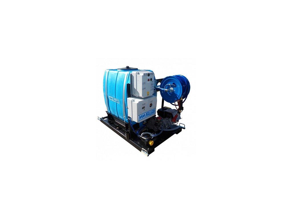 MMSPRAY GRUPPO SCARRABILE 200 O3 ozonový generátor