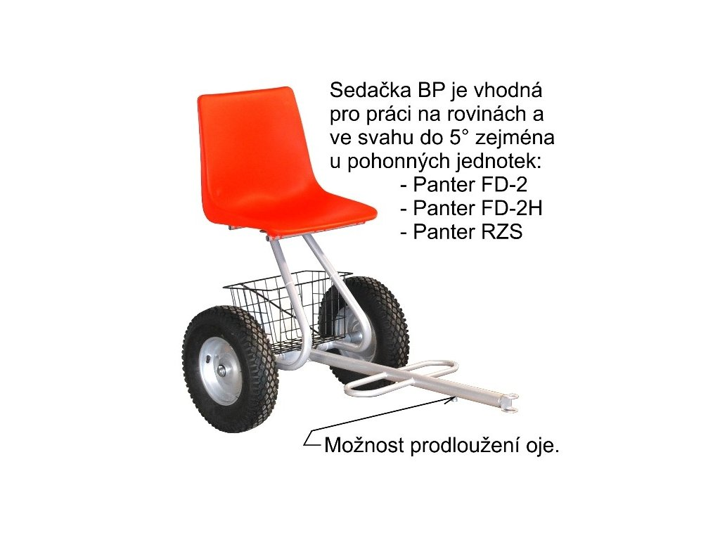 Sedačka Dakr BP