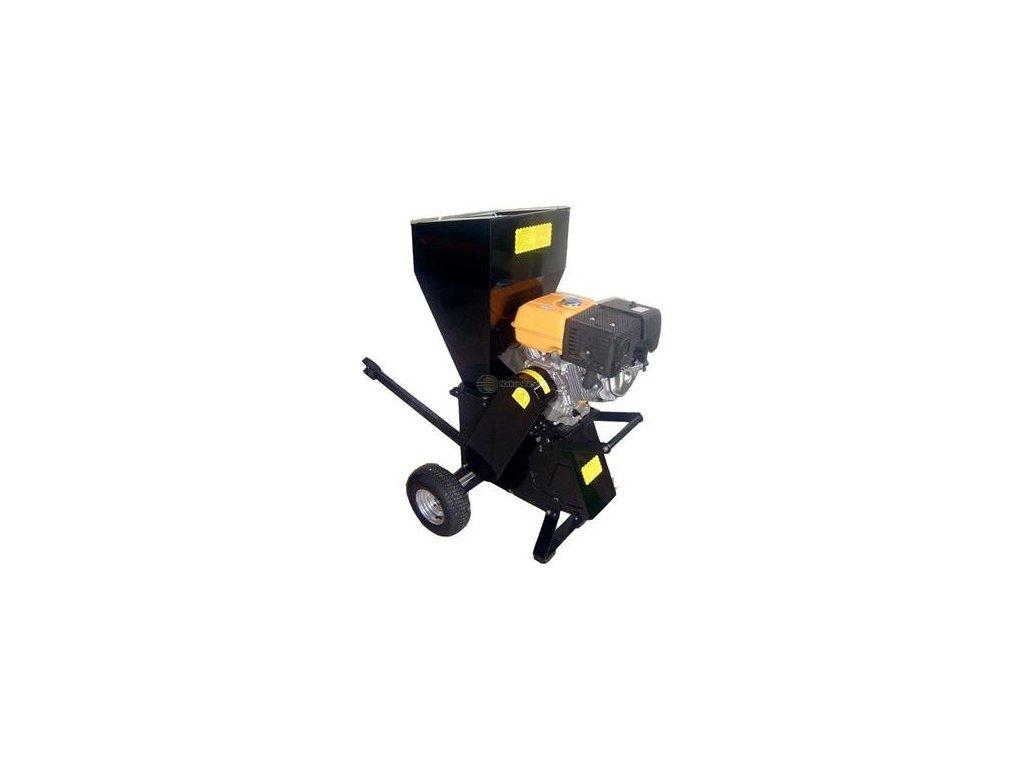AGAMA FYS-13- benzinový drtič a štěpkovač + doprava zdarma