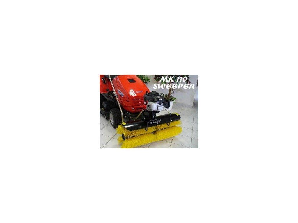 Zametací kartáč MK 110 SWEEPER motorový