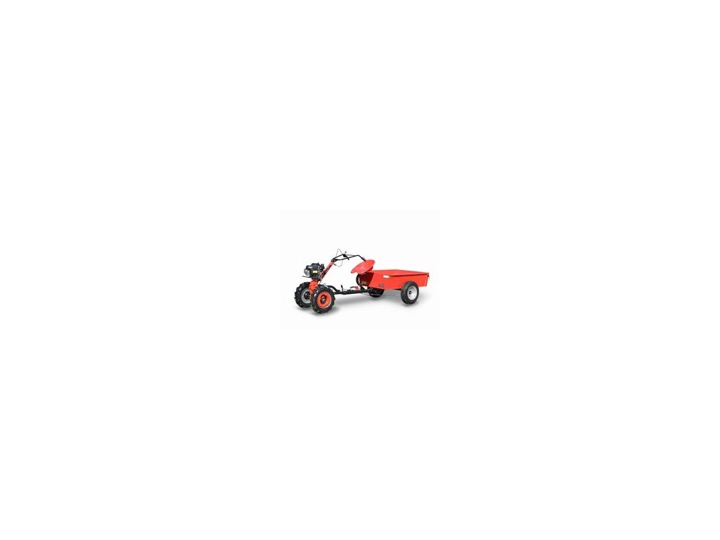 malotraktor VARI GLOBAL GCV 160 + vozík ANV 400