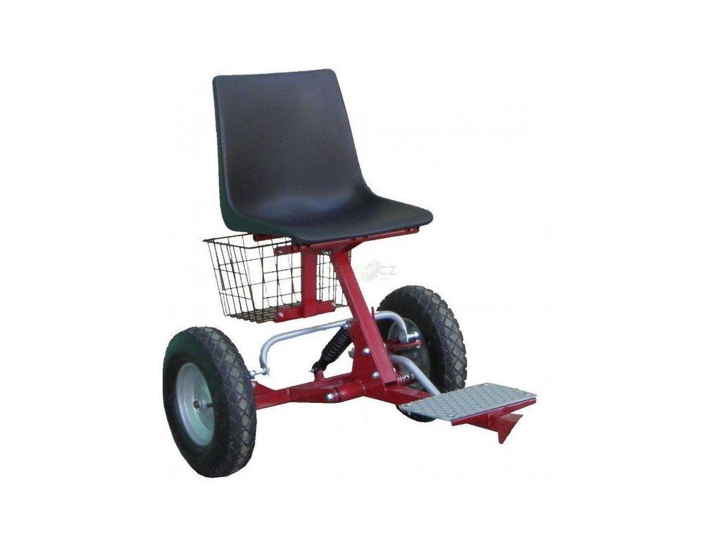 Dakr BPR řízená sedačka