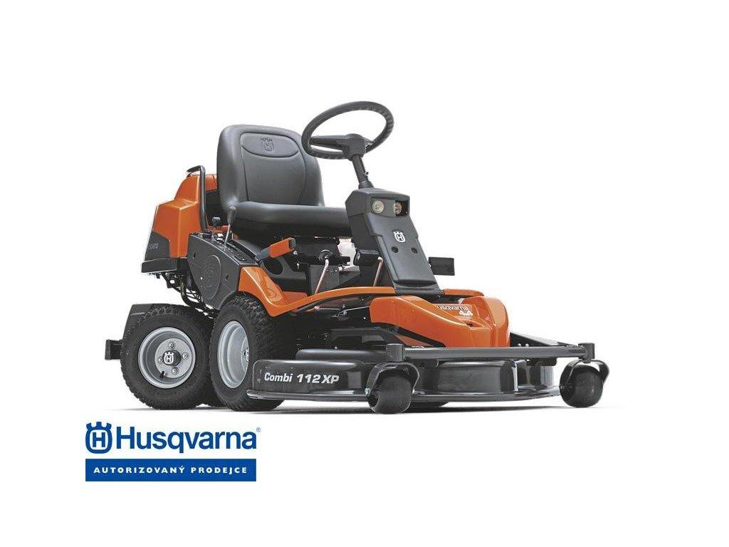 Husqvarna Rider 418 Ts AWD - motorová jednotka