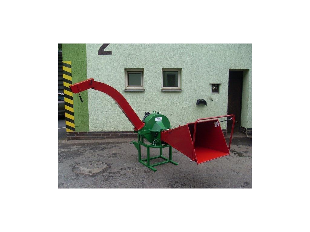 PIRBA - štěpkovač za traktor
