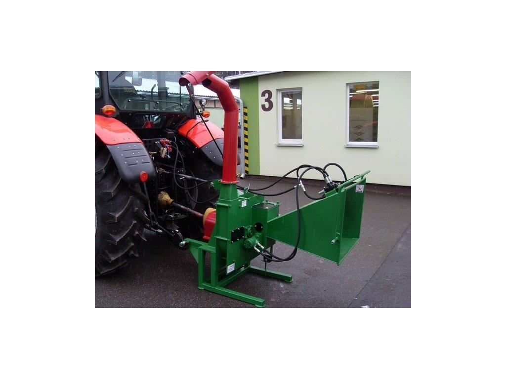 MURÉNA - drtič za traktor