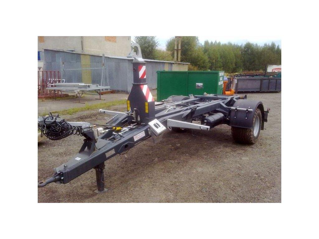 Traktorový nosič kontejnerů Cargo Hook 9,5t