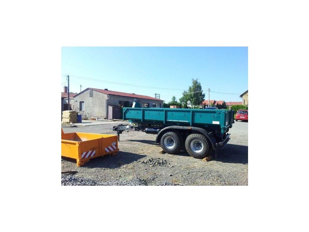 Traktorový nosič kontejnerů Cargo Hook 12t