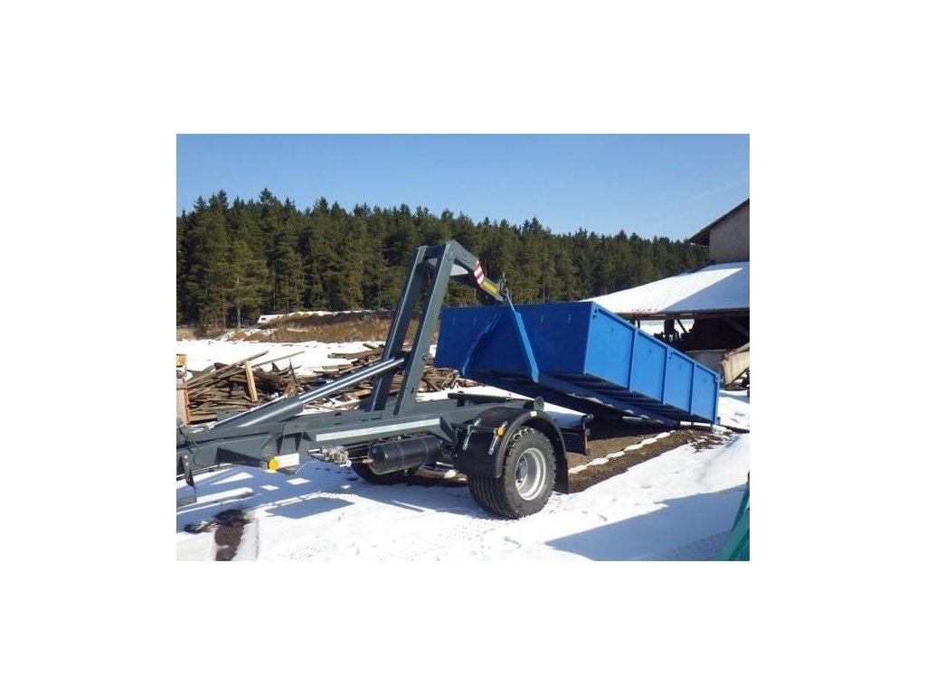 Traktorový nosič kontejnerů Cargo Hook 13t/Tr.