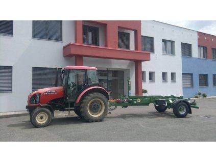 Traktorové nosiče kontejnerů TN CTS 05-32-K