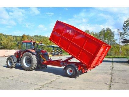 Traktorový nosič kontejnerů PORTÝR 5